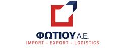 ΦΩΤΙΟΥ Α.Ε. Import - Export - Logistics